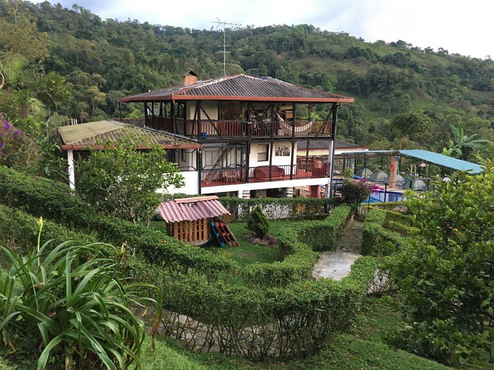 Fundación Proyecto Rural-5ta Saroco