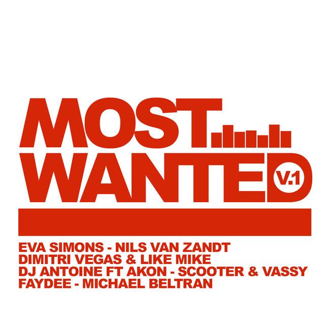 Couverture de Most Wanted, Vol. 1