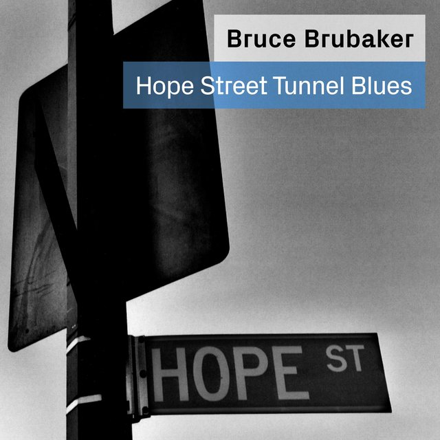 Couverture de Hope Street Tunnel Blues: Music for Piano By Philip Glass and Alvin Curran