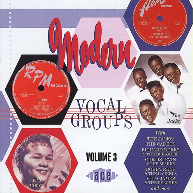 Modern Vocal Groups Vol 3