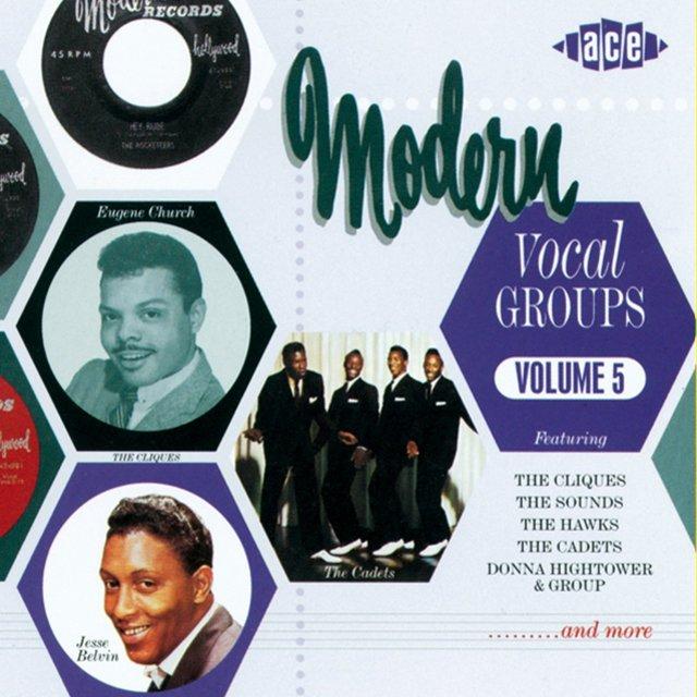 Modern Vocal Groups Vol 5