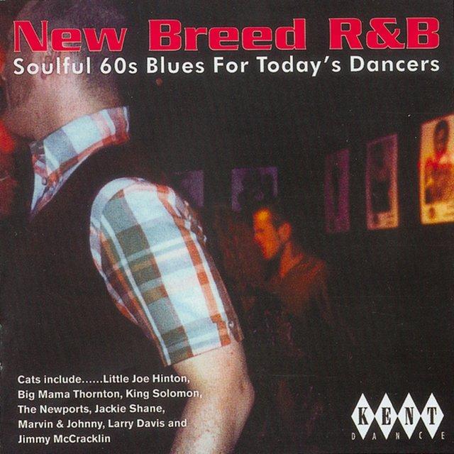 Couverture de New Breed R&B