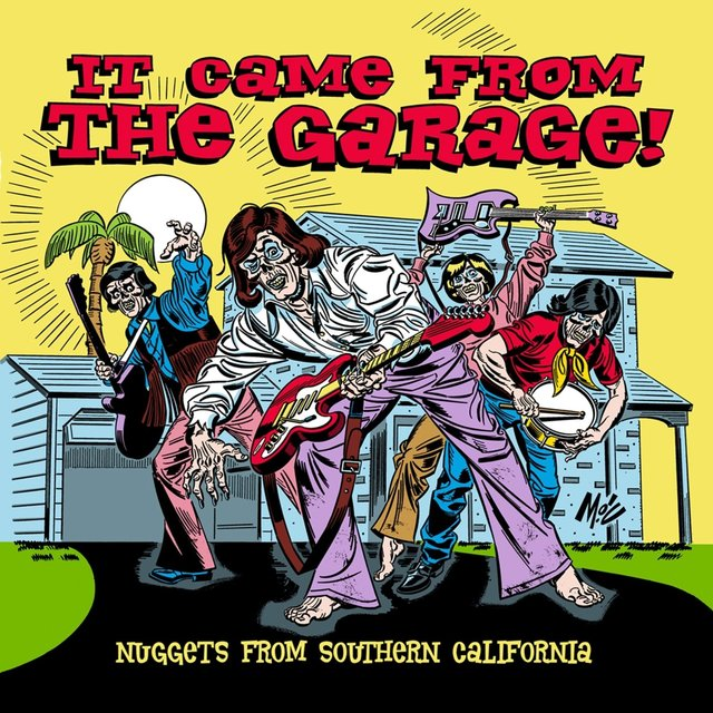 Couverture de It Came from the Garage! Nuggets from Southern California