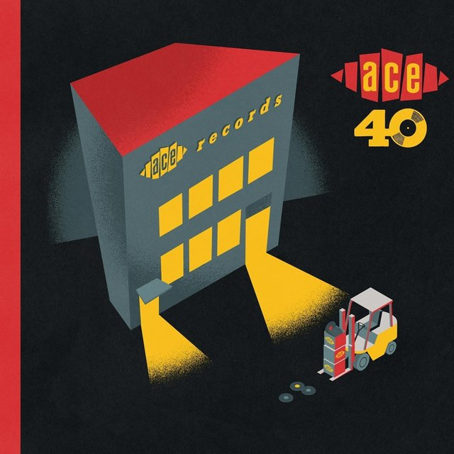 Ace Records 40th Anniversary