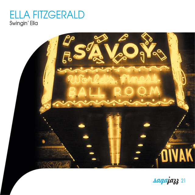 Saga Jazz: Swingin' Ella