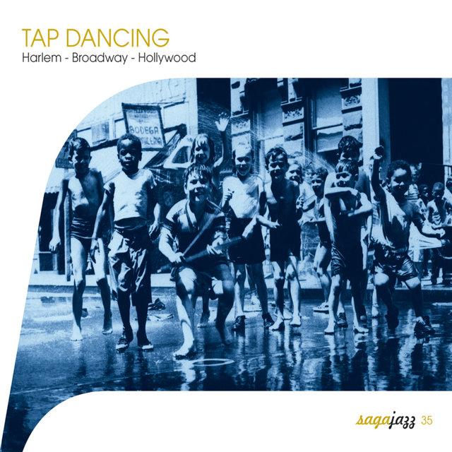 Couverture de Saga Jazz: Tap Dancing (Harlem - Broadway - Hollywood)