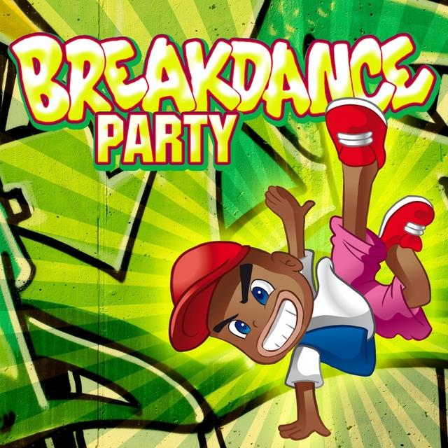 Couverture de Breakdance Party