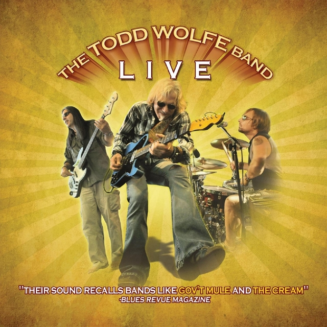 The Todd Wolfe Band - Live