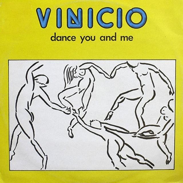 Couverture de Dance You and Me