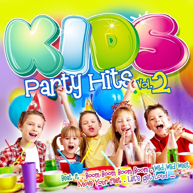 Kids Party Hits Vol. 2