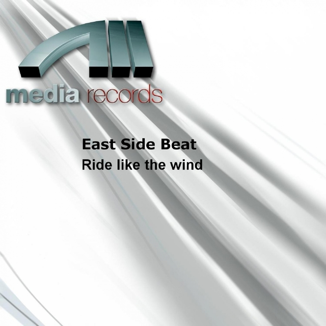 Couverture de Ride like the wind