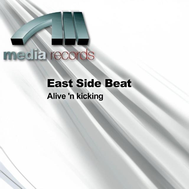 Couverture de Alive 'n kicking