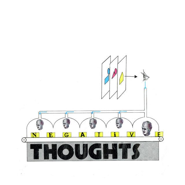 Couverture de Negative Thoughts - Single