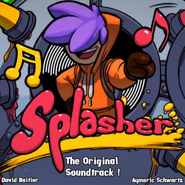 Splasher (Original Game Soundtrack)