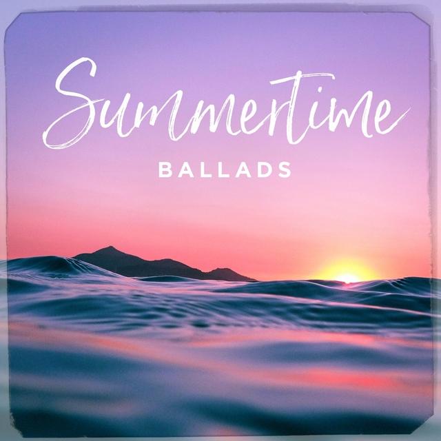 Couverture de Summertime Ballads