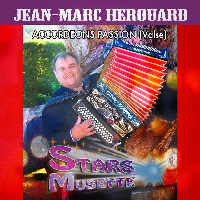 Accordéons passion (Valse) [Stars musette]