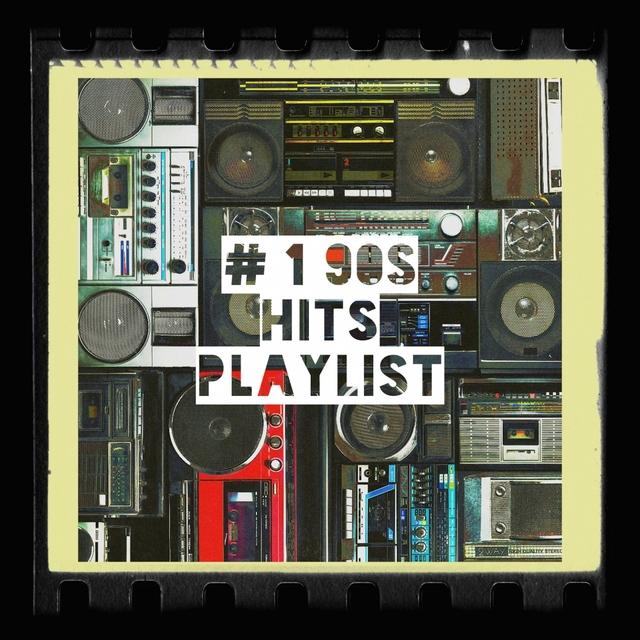 #1 90s Hits Playlist