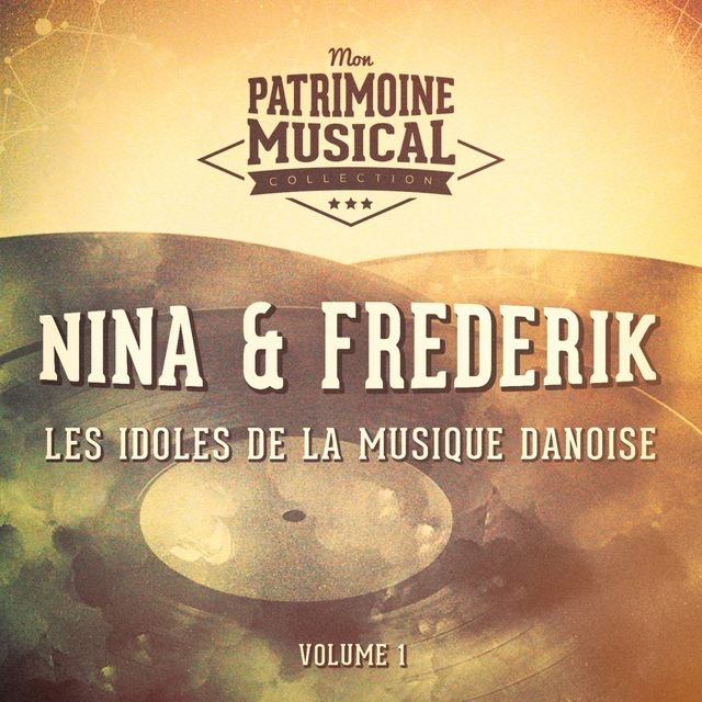 Les idoles de la musique danoise : nina & frederik, vol. 1
