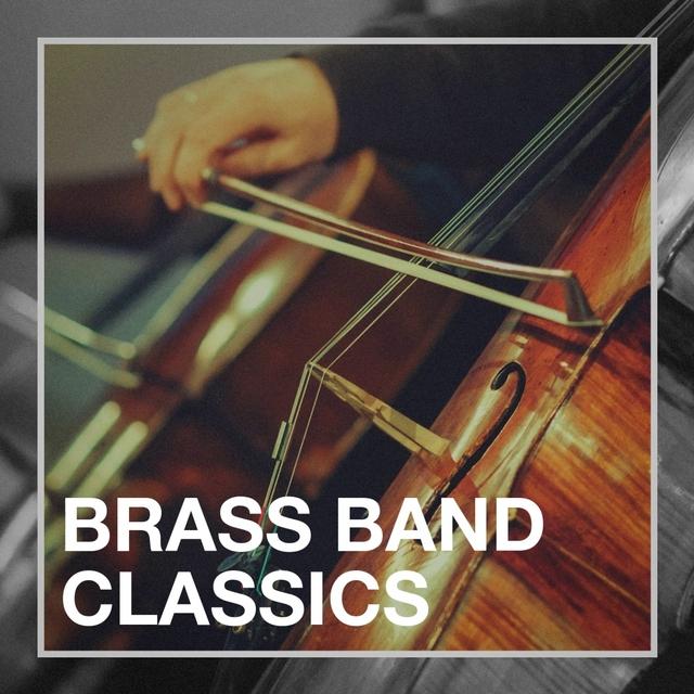 Couverture de Brass Band Classics