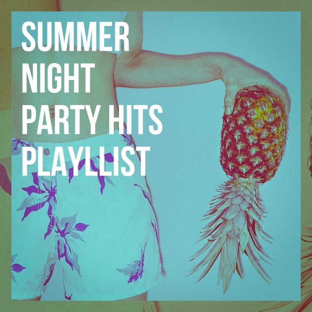 Couverture de Summer Night Party Hits Playllist