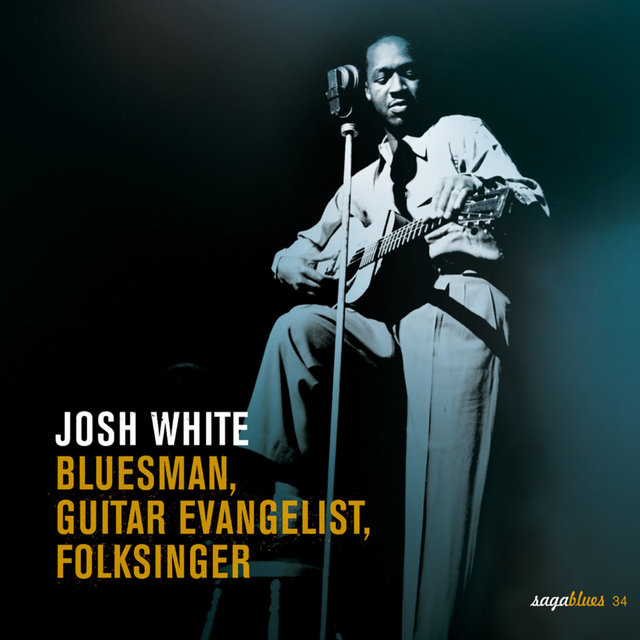 Saga Blues: Bluesman, Guitar Evangelist, Folksinger