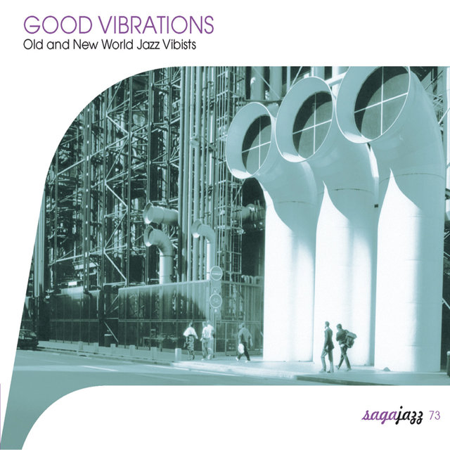 Couverture de Saga Jazz: Good Vibrations
