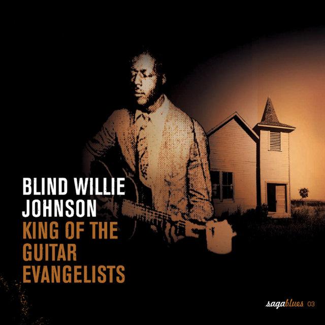 Couverture de Saga Blues: King of the Guitar Evangelists