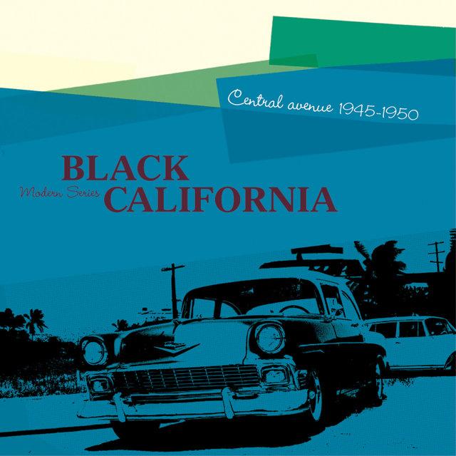"Saga Jazz: Black California ""Central Avenue 1945-1950"" (Modern Series)"