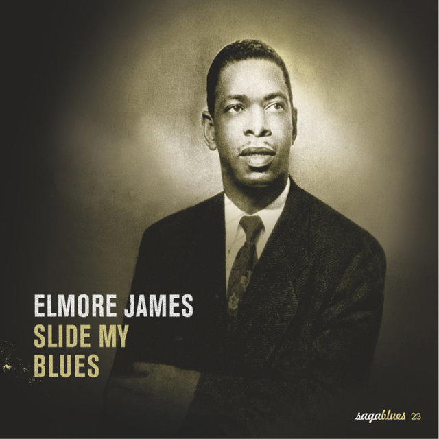 Saga Blues: Slide My Blues