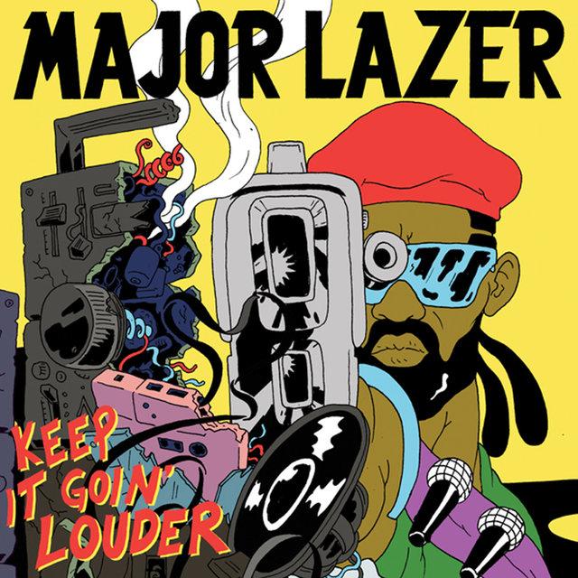 Keep It Goin' Louder
