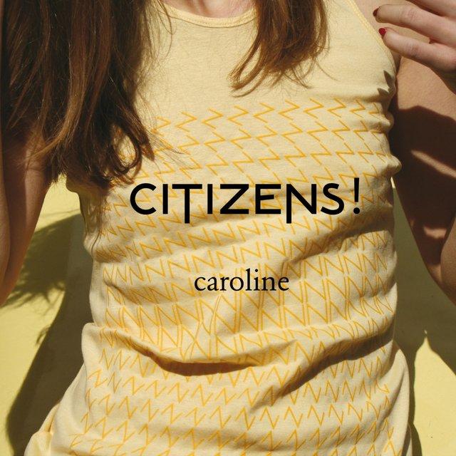 Couverture de Caroline