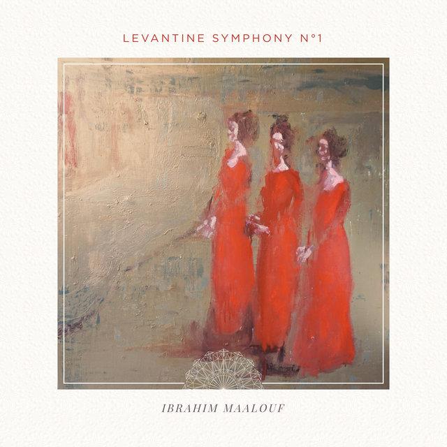 Couverture de Levantine Symphony No. 1