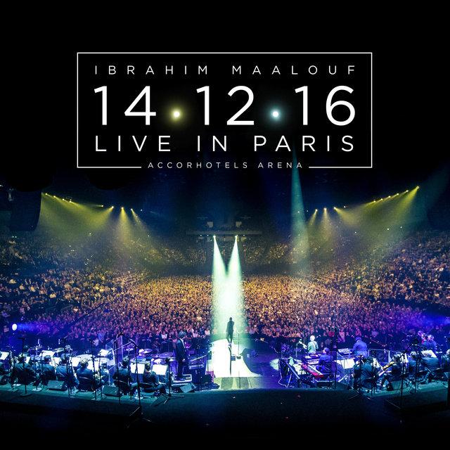 Couverture de 14.12.16 - Live in Paris