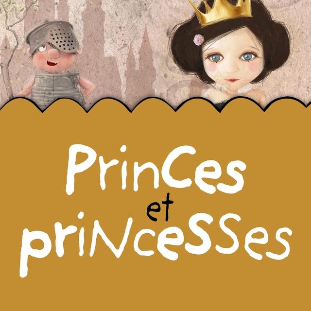 Couverture de Princes et princesses