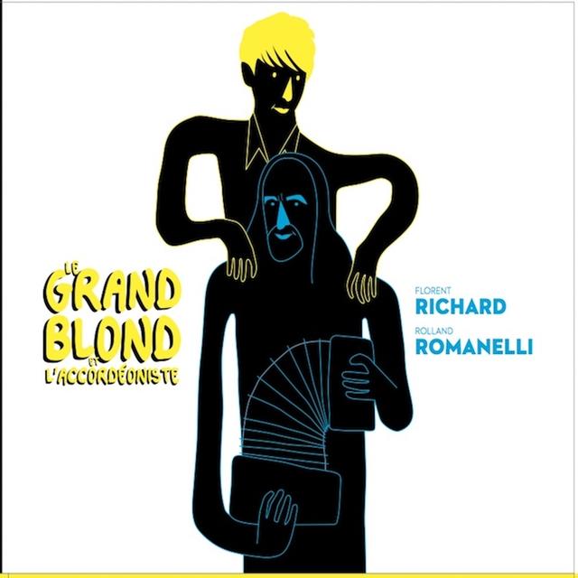 Le grand blond et l'accordéoniste