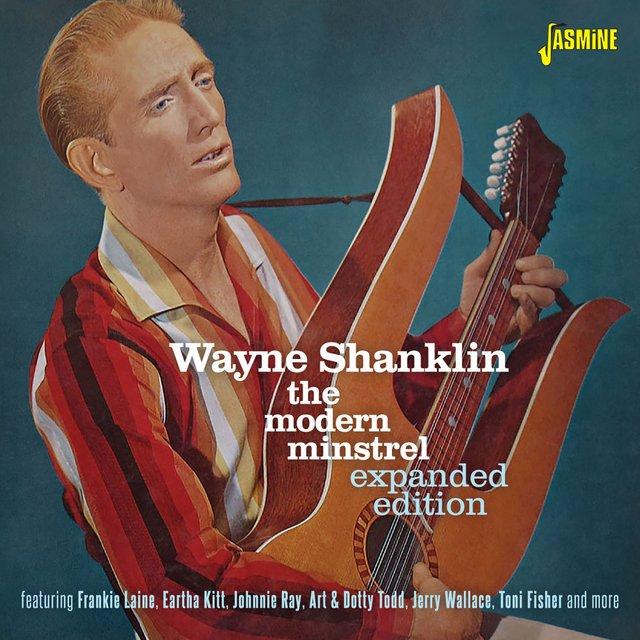Couverture de Wayne Shanklin - The Modern Minstrel