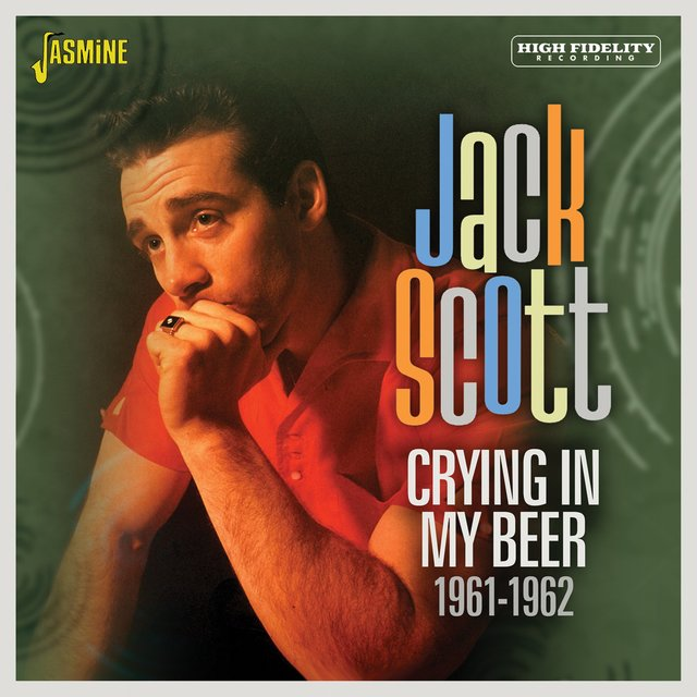Couverture de Crying in My Beer 1961-1962