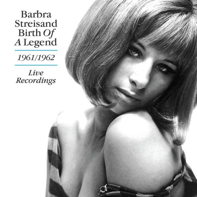 Couverture de Birth of a Legend: 1961-1962 Live Recordings