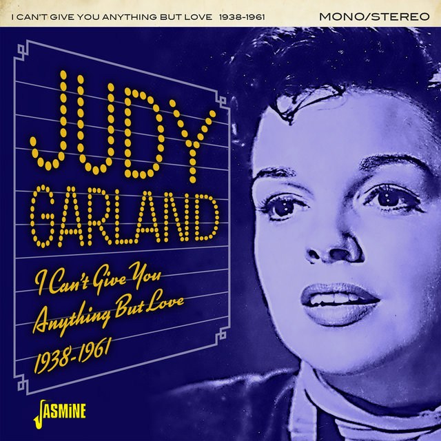Couverture de I Can't Give You Anything but Love (1938-1961)