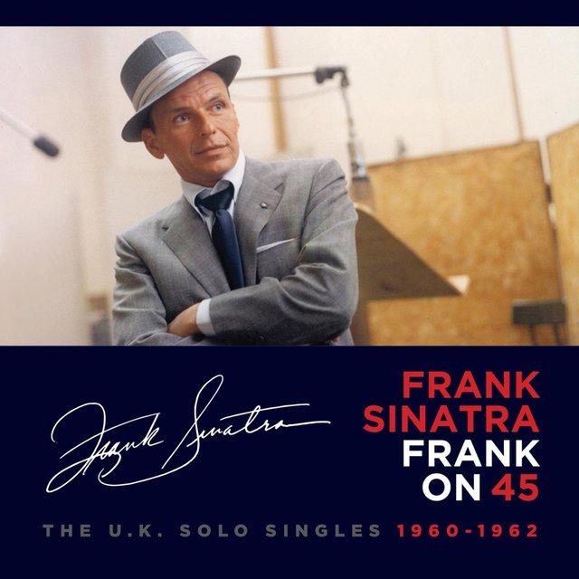 Couverture de Frank on 45: The U.K. Solo Singles (1960-1962)
