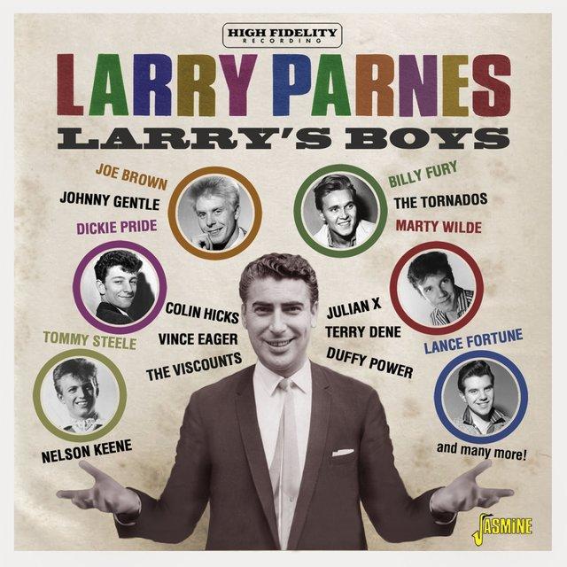 Couverture de Larry Parnes: Larry's Boys