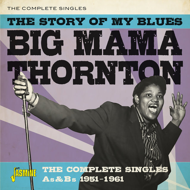 Couverture de The Story of My Blues: The Complete Singles As & Bs (1951-1961)
