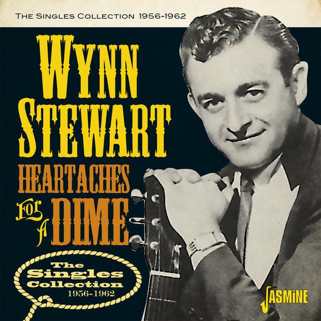 Couverture de Heartaches for a Dime: The Singles Collection (1956-1962)