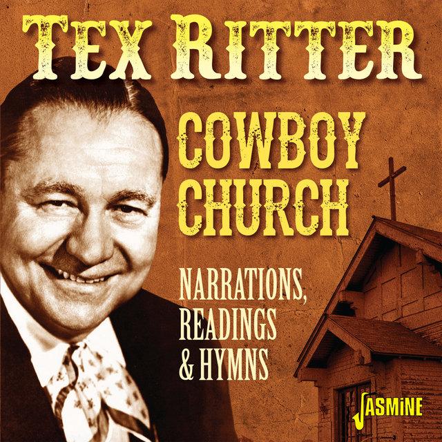Couverture de Cowboy Church: Narrations, Readings & Hymns