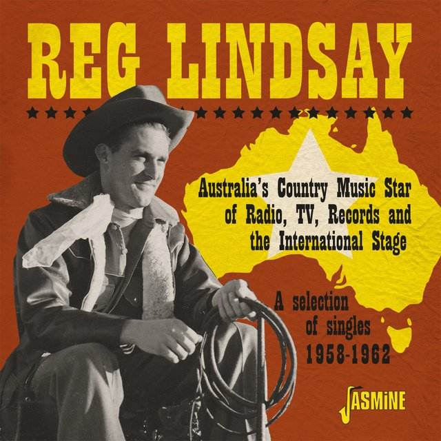 Australia's Country Music Star of Radio, TV, Records and the International Stage: A Selection of Singles (1958-1962)
