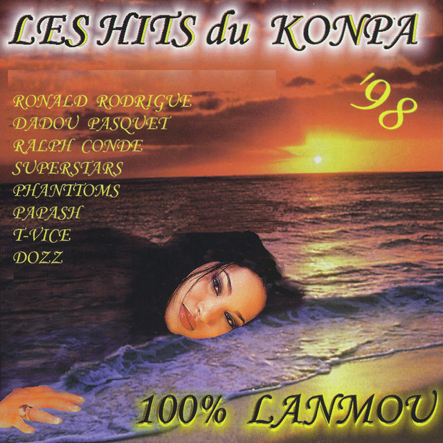 Les hits du konpa '98: 100% lanmou