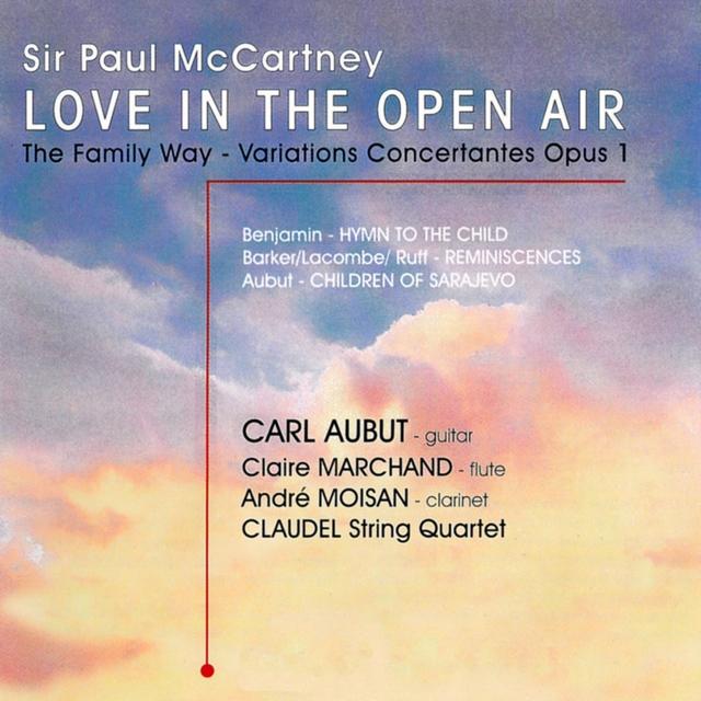 Paul Mccartney: Love in the Open Air