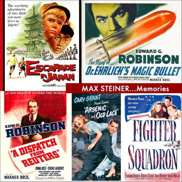 Max Steiner... Memories