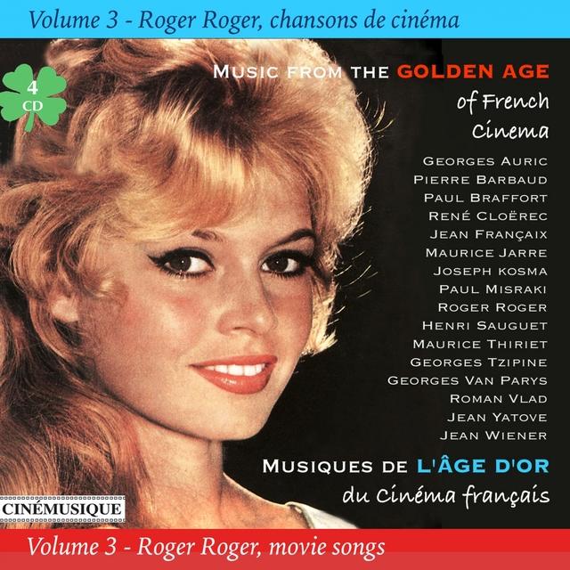 Musiques de l'âge d'or du cinéma français