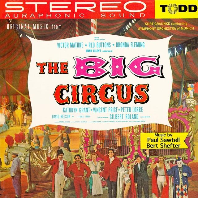 The Big Circus (Le Cirque Fantastique)